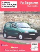 Revue Technique Fiat Cinquecento