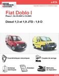 Revue Technique Fiat Doblo I diesel