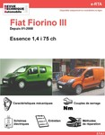 Revue Technique Fiat Fiorino III essence