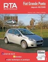 Revue Technique Fiat Grande Punto III