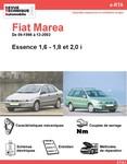 Revue Technique Fiat Marea essence