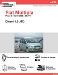 Revue Technique Fiat Multipla diesel