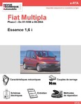 Revue Technique Fiat Multipla essence