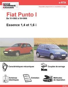 Revues Techniques Fiat Punto - Auto titre