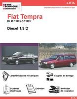 Revue Technique Fiat Tempra