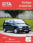 Revue Technique Fiat Ulysse I et Lancia Zeta