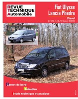 Revue Technique Fiat Ulysse II et Lancia Phedra
