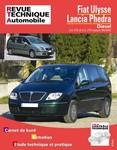 Revue Technique Fiat Ulysse et Lancia Phedra