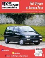 Revue Technique Fiat Ulysse et Lancia Zeta