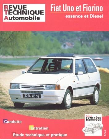 Revue Technique Fiat Uno et Fiorino