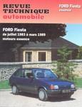 Revue Technique Ford Fiesta I et II