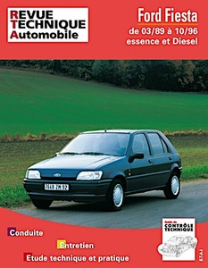 Revue Technique Ford Fiesta III