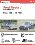 Revue Technique Ford Fiesta IV diesel