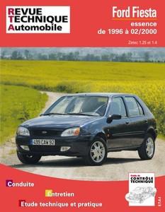 Revue Technique Ford Fiesta IV essence