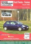 Revue Technique Ford Fiesta V et Fusion