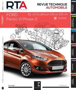 Revue Technique Ford Fiesta VI phase 2