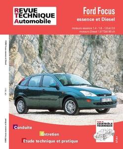 Revue Technique Ford Focus I