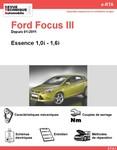 Revue Technique Ford Focus III essence