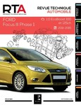 Revue Technique Ford Focus III phase 1 Ecoboost