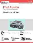 Revue Technique Ford Fusion diesel