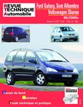 Revue Technique Ford Galaxy I ph. 2, Seat Alhambra I ph. 2 et Volkswagen Sharan I ph. 2 à 3