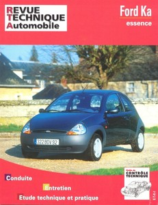 Revue Technique Ford Ka