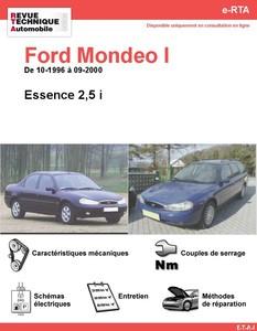 Revue Technique Ford Mondeo I