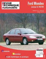 Revue Technique Ford Mondeo I