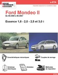 Revue Technique Ford Mondeo II