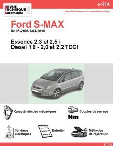 Revue Technique Ford S-Max