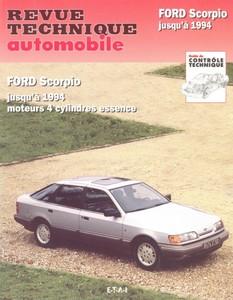 Revue Technique Ford Scorpio