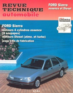 Revue Technique Ford Sierra