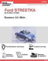 Revue Technique Ford StreetKa