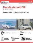Revue Technique Honda Accord VI essence