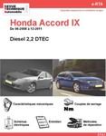 Revue Technique Honda Accord VIII diesel