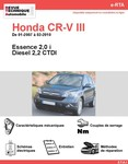 Revue Technique Honda CR-V III