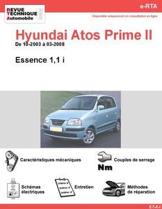 Revue Technique Hyundai Atos