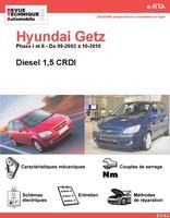 Revue Technique Hyundai Getz diesel