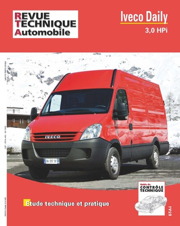 Revue Technique Iveco Daily IV phase 1
