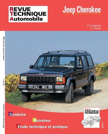 Revue Technique Jeep Cherokee