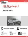 Revue Technique Kia Sportage II diesel