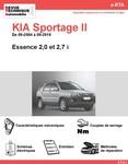 Revue Technique Kia Sportage II essence