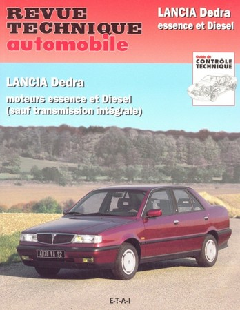 Revue Technique Lancia Dedra
