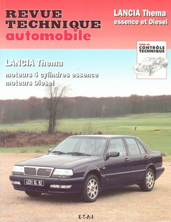 Revue Technique Lancia Thema
