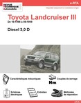 Revue Technique Land Cruiser 100 diesel