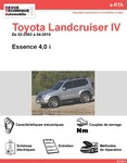 Revue Technique Land Cruiser 120 essence