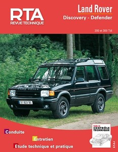 Revue Technique Land Rover Discovery I