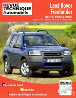 Revue Technique Land Rover Freelander