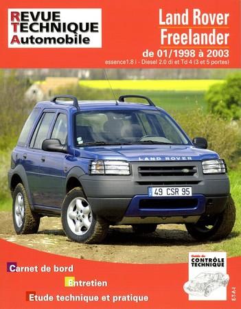 Revue Technique Land Rover Freelander I