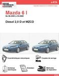 Revue Technique Mazda 6 I